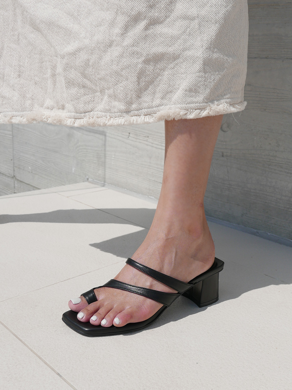 Mrc036 Resort Sandal (Black)