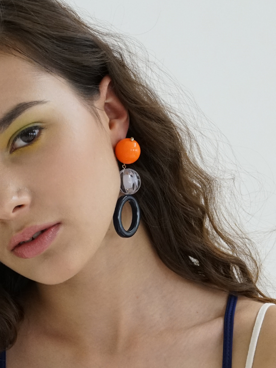 [SOLD OUT][FAVORITE MOOD X MARCIE] Ugly pumpkin earring